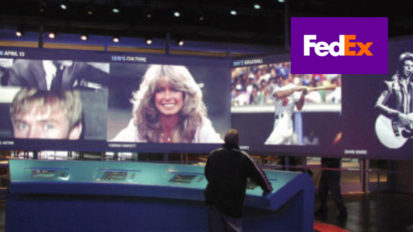 FedEX Forum – Visitors CenterContent Producer