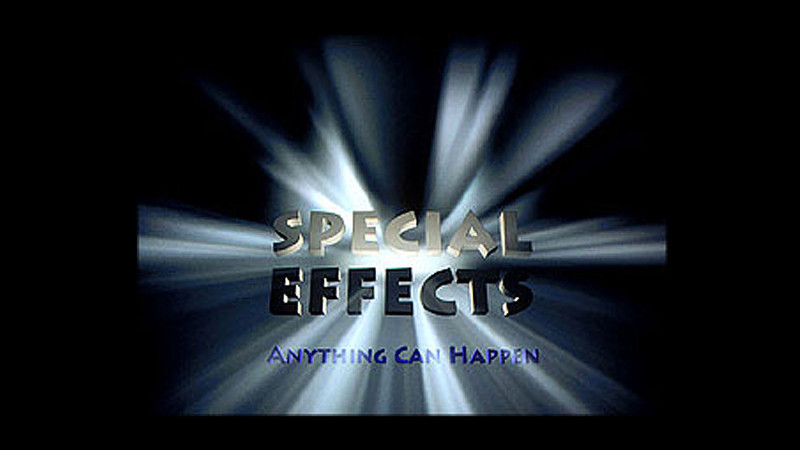 Special Effects: Anything Can HappenSegment Producer